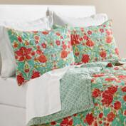 Floral Camille Reversible Quilt
