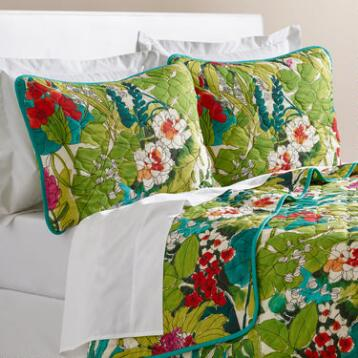 Fiji Foliage Bedding Collection