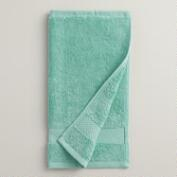 Sea Blue Washcloth, Set of 2