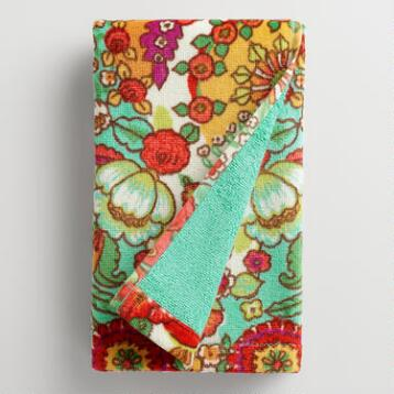 Bettina Floral Hand Towel