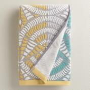 Katia Sculpted Bath Towel