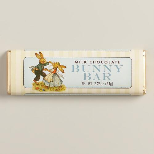 Nestler Milk Chocolate Dancing Bunny Bar