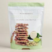 Hammond's Jalapeno and Lime Brittle Crisps