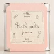 Parisian Jasmine Sea Salt Bath Crystals