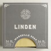French Boxed Linden Bar Soaps, Set of 2