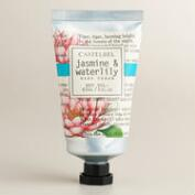 Castelbel Typography Jasmine & Waterlily Hand Cream Set of 2