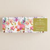 Floral Bouquet Boxed Mini Cube Soaps, Set of 4