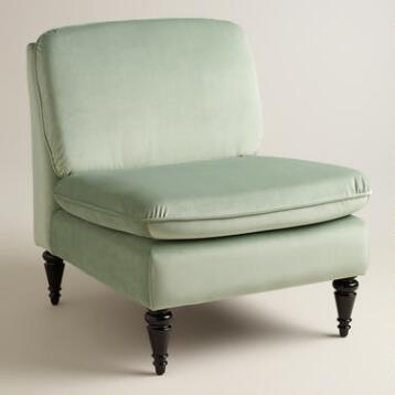 Eucalyptus Green Ravenna Chair