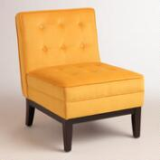 Mango Yellow Kaylor Chair