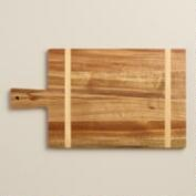 Wood Bread Cutting Board