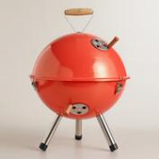 Mini Poinciana Charcoal Barbecue Grill