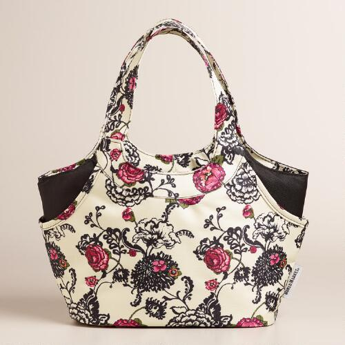 Laurent Floral Jane Insulated Lunch Bag