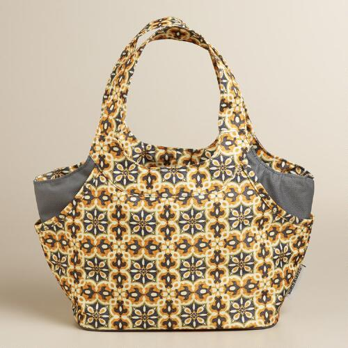 Soleil Tile Jane Insulated Lunch Bag