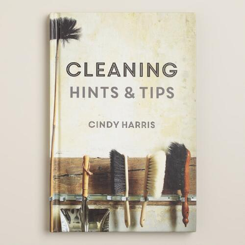"""Cleaning: Hints and Tips"" Book"