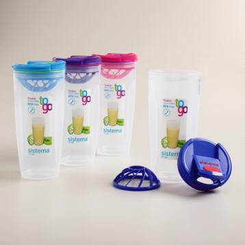 Klip-It Shaker-to-Go Travel Tumbler