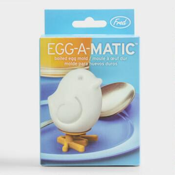 Egg-O-Matic Chick Hardboiled Egg Mold