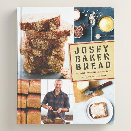"""Josey Baker Bread"" Cookbook"
