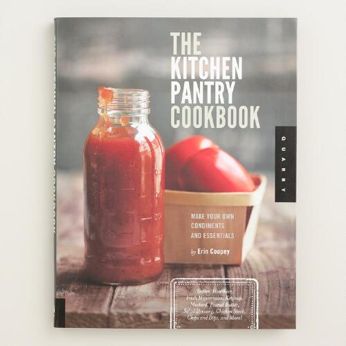 """The Kitchen Pantry Cookbook"""
