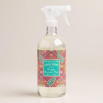 Lavender Pear Linen Spray