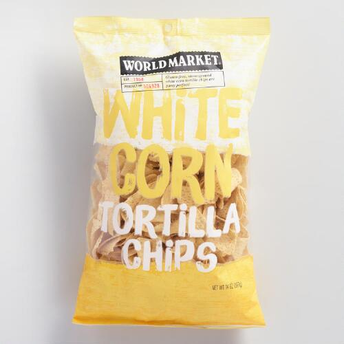 World Market® White Tortilla Chips
