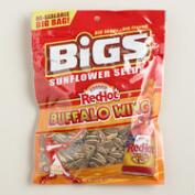 Big's RedHot Buffalo Wing-Flavored Sunflower Seeds