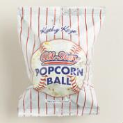 Kathy Kaye All Star Popcorn Ball