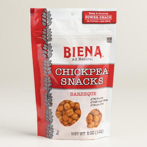 Biena Barbeque Roasted Chickpeas