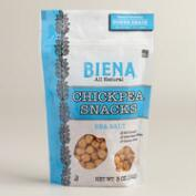 Biena Sea Salt Roasted Chickpeas