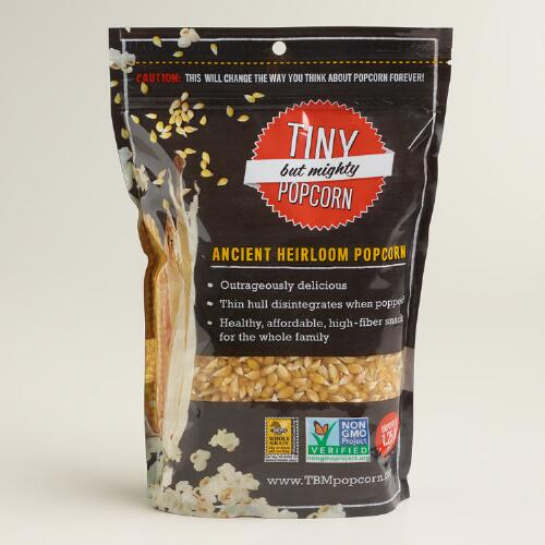 Tiny But Mighty Heirloom Popcorn Kernels