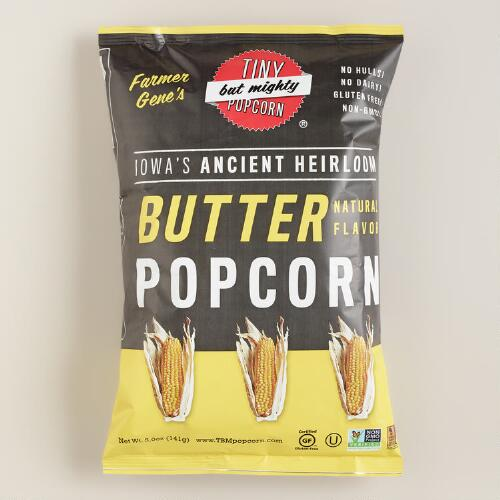 Tiny But Mighty Ready-To-Eat Heirloom Butter Popcorn