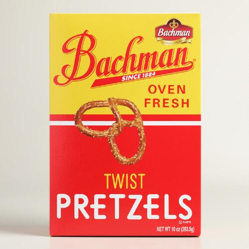 Utz Bachman Pretzel Twists Box