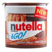 Nutella & Go Pretzels, Set of 12