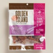 Golden Island Grilled Barbecue Pork Jerky