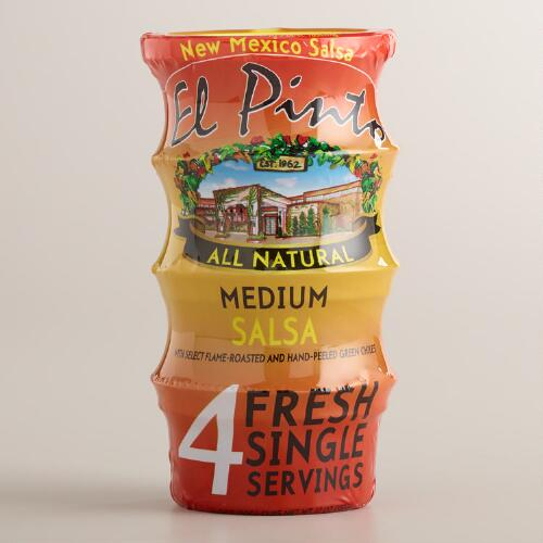 El Pinto Medium Salsa, 4-Pack