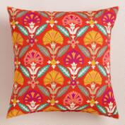 Floral Samantha Outdoor Throw Pillow