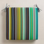 Cote Stripe Outdoor Chair Cushion