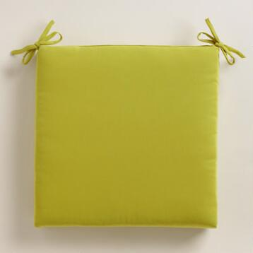 Green Outdoor Chair  Cushion