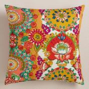 Bettina Outdoor Throw Pillow