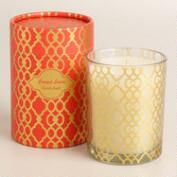 Coconut Leaves Ethel Boxed Candle
