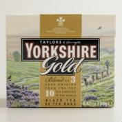 Yorkshire Gold Tea Bags, 80-Count