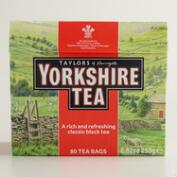 Yorkshire Red Tea Bags, 80-Count