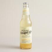 Bruce Cost Passion Fruit Fresh Ginger Ale