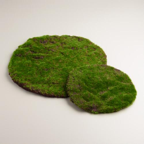 Mossy Table Mat