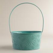 Sea Blue Easter Basket