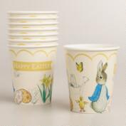 Peter Rabbit Paper Cups, 8-Count