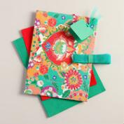 Bettina Floral Handmade Fabric Gift Box