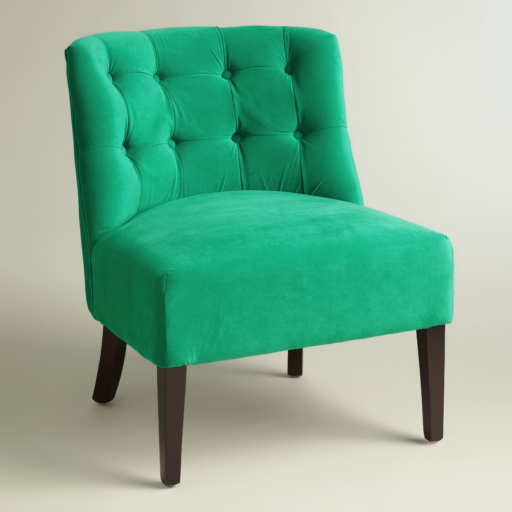 Emerald Green Lindsey Chair World Market