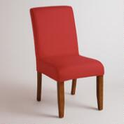 Spiced Coral Anna Slipcover