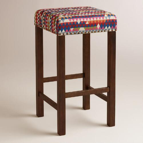 Holland Park Greyson Backless Barstool