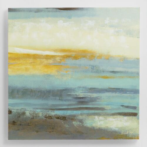 """Abstract Sky"" by Antoinette Saint Leger"